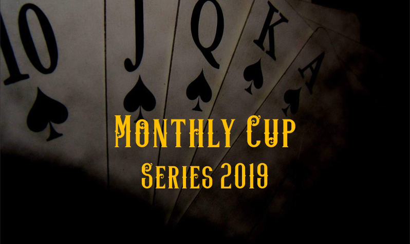 pokerth Monthly Cup Series 2018